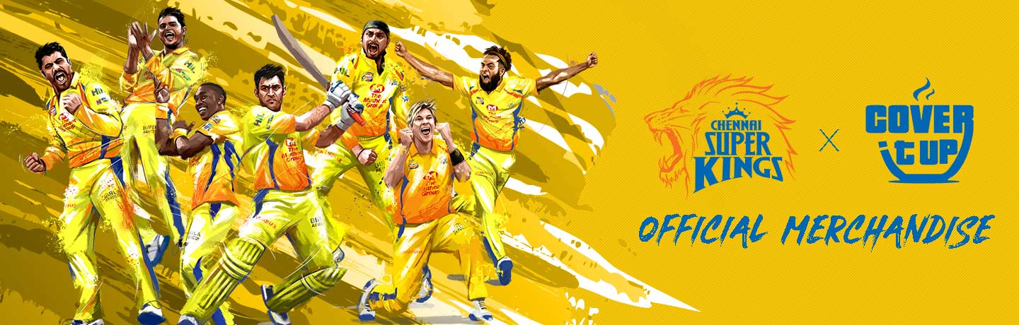 Official Chennai Super Kings