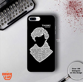 Sherlock black Design