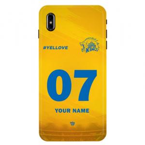 Official Chennai Super Kings Customize Case