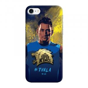 Real 3D Official Chennai Super Kings Thala Case