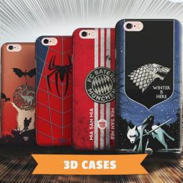 Real 3D Cases