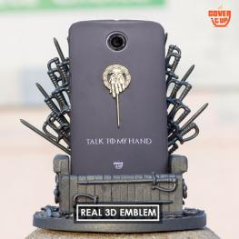 3D Hand of King Case