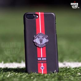 Real Metal 3D Football Manchester United Design