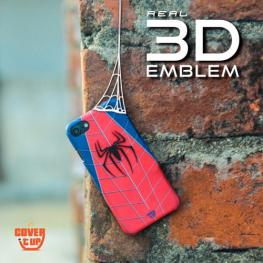 3D Spider Man Case