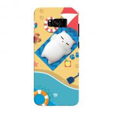 3D Beach Squishy Kitty
