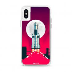 Chandrayaan Berry Pink Neon Sand Glow Case
