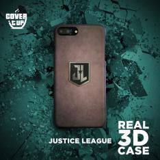 Real 3D emblem Justice League