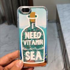 Vitamin Sea Glitter Case