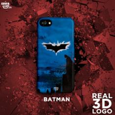 3D Real Dark Knight in Blue Case