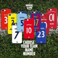 Customise Football Team Case