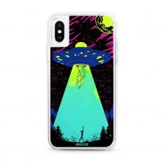 Area 51 Lime Sorbet Neon Sand Glow Case