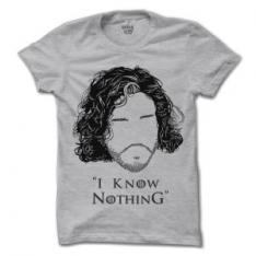 I Know Nothing Jon T-Shirt