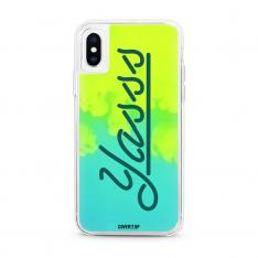 Yasss Lime Sorbet Neon Sand Glow Case