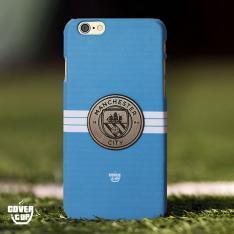 Real 3D Emblem Manchester City Design