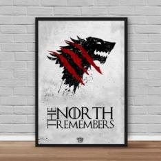 North Remembers Poster