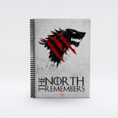 North Remembers Notebook