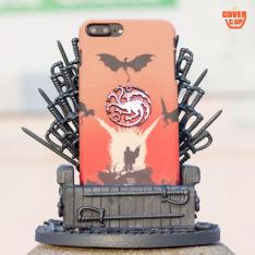 Real Metal 3D Game of Thrones Mother of Dragons Case