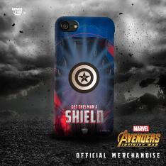 Real 3D Official Avengers Captain America Case