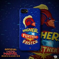 Official Captain Marvel Further Case