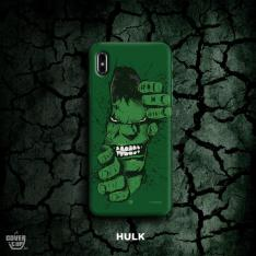 Official Hulk Crack on Wall Case