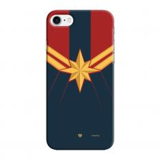 Official Captain Marvel Logo Case