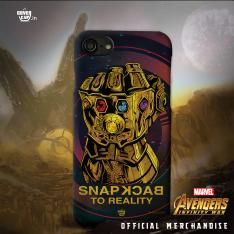 Official Avengers Snapback Gauntlet Case