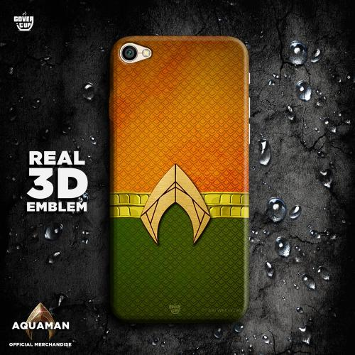 Real 3D Official Aquaman Suit Case