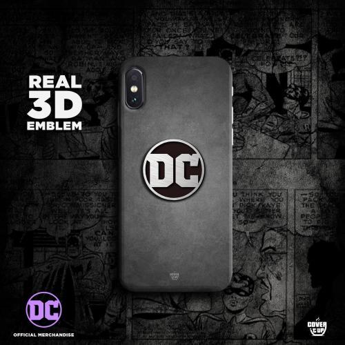 Official DC Comics Real 3D Shield Case