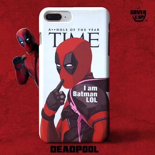 Oh Deadpool Design