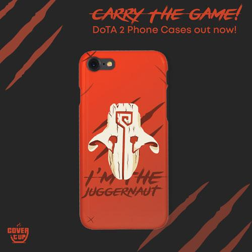 Dota Juggernaut Mobile Case