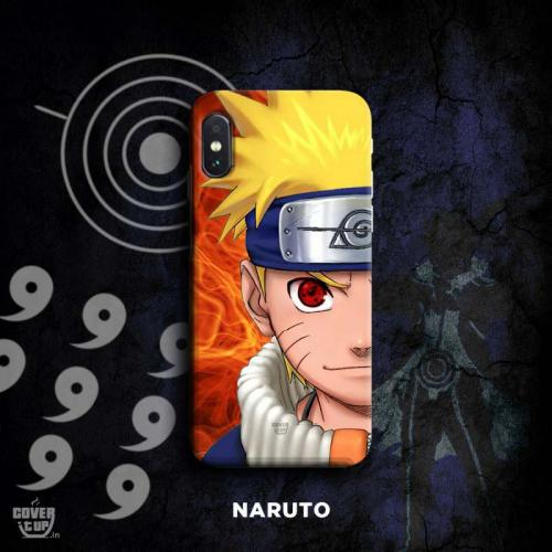 Anime Naruto Face Case