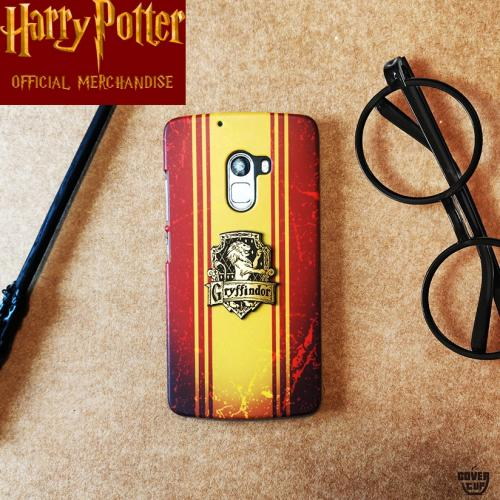 Official Real 3D Harry Potter Gryffindor Case