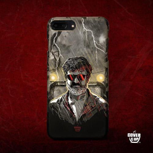 Kaala Rajinikanth Thunder Fighter Case