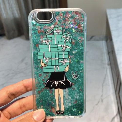 Tiffany Glitter Case