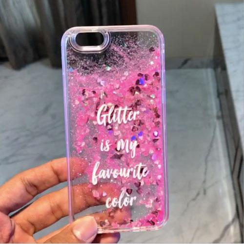 Glitter Favourite Colour Case
