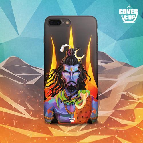 Shiva The Destroyer Design