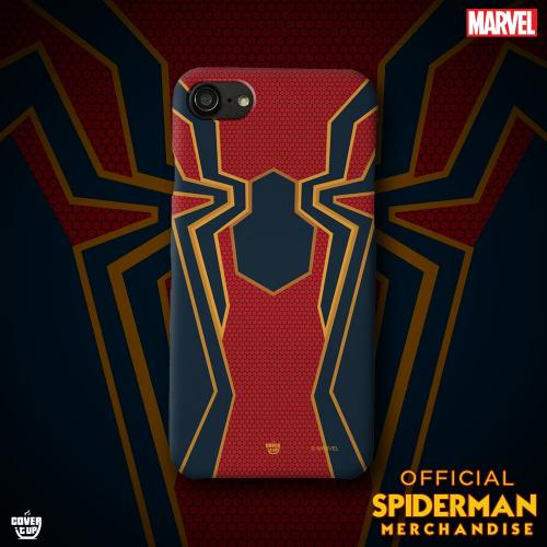 Official Spider Man Logo Suit Case