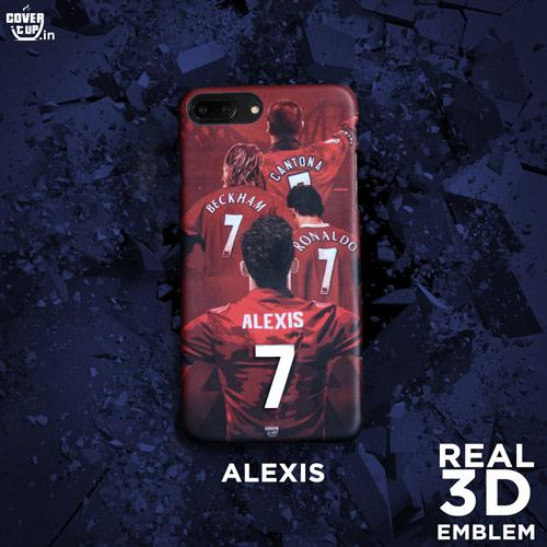 Real 3D Alexis 7 Design