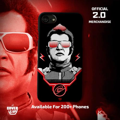Official Robot 2.0 Chitti Reloaded Case