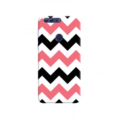 Bi color stripes design