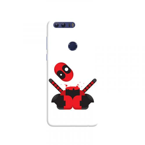 Chopped deadpool design