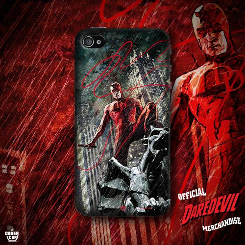 Official DareDevil Gargoyle Case