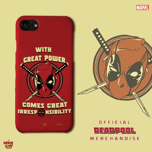 Official Deadpool Irresponsible Case