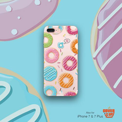 Glazed Donuts Design