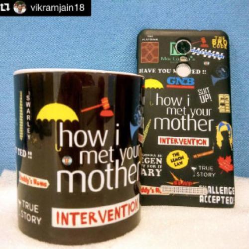 How I Met Your Mother Design
