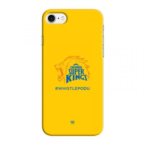 Official Chennai Super Kings Logo Case