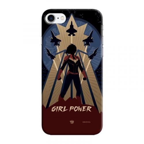 Official Captain Marvel Girl Power Case