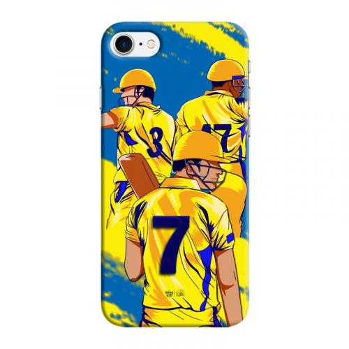 Real 3D Official Chennai Super Kings Seven Case