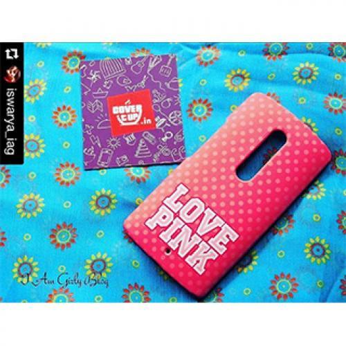 Love pink design