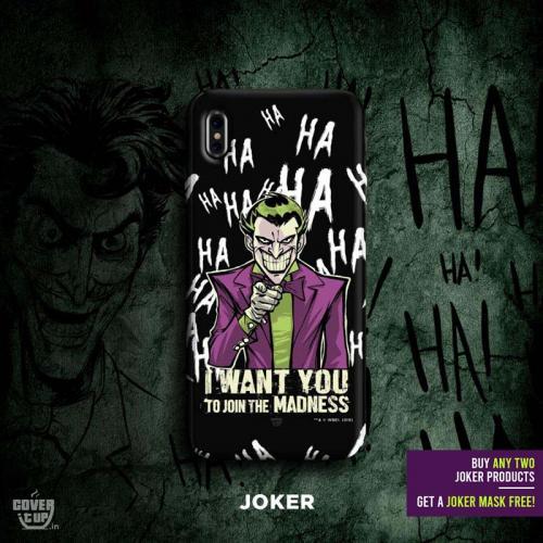 Official Joker Haha Case